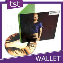 CD Wallet with CD Replication Printing & Packaging