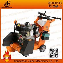 walk behind diesel engine High-class Concrete Cutter JHD400D