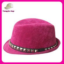 De alta calidad sombreros vaquero/cowboy caro sombrero fedora