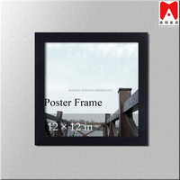 China Wholesale Black wall hanging 5x7 picture frame wedding photo frames