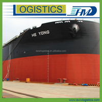 Best freight shipping company from China to to Bangkok