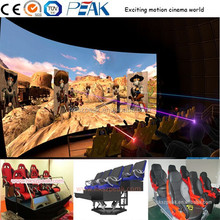 Attractive! new ! 5D equipment 5D movie theater and 5D simulator ride