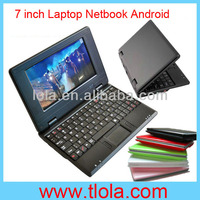 Cheap 7 inch Android Laptop without Camera