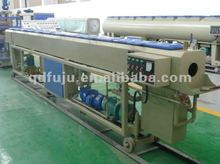 2012 new pvc double plastic pipe manufacturing plant