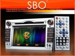 "EONON D5122 6.2"" HD Screen Car DVD/GPS Player For Opel"