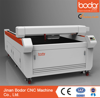 Popular laser cutter / engraver machinery Bodor acrylic / wood CO2 laser cutting machine for sale