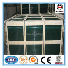 powder coated welded wire mesh fence panels in 12 gauge with best price