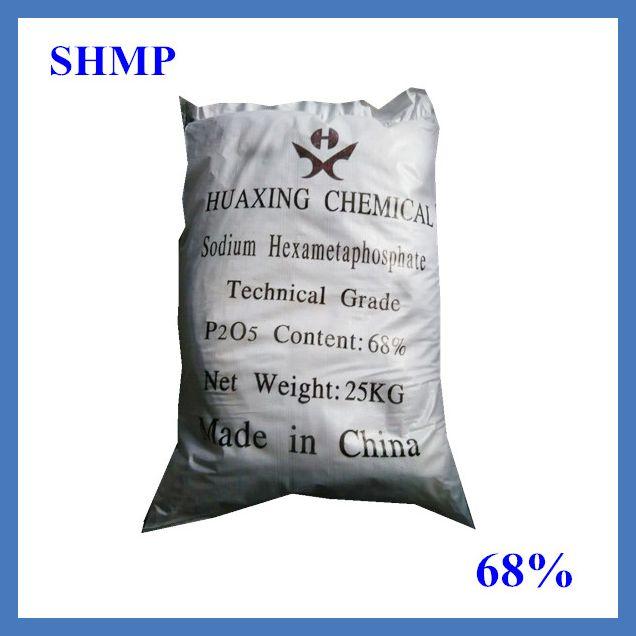 Eigenschaften von Natriumhexametaphosphat SHMP