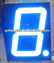 "4"" single digit 7 segment led display for Indoor/Semi-outdoor"