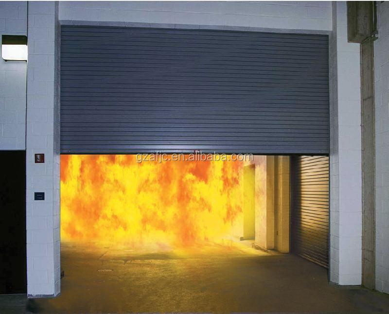 Guangzhou fire rated rolling doors fire rated steel doors for 1 hour fire rated door price