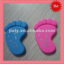 2014 two feet LOVELY HEART ERASER FOR GIFT