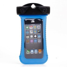 100% Waterproof Material Phone Bag for Iphones Trendy Bag for Swimming Travelling