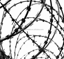 Razor barbed wire, ISO, SUV certificated professional factory
