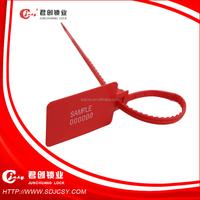 High Security Plastic Tie Seal
