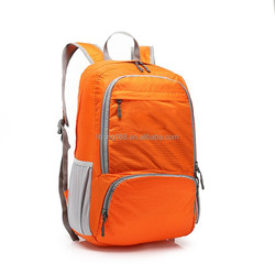 hot sell foldable backpack waterproof lightweight