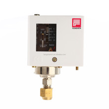 single low pressure switch for refrigeration controls