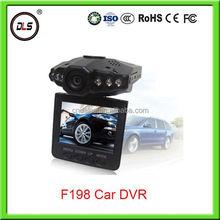 Digital Video Camera Dash Car Cam with 4X Digital Zoom H198 car black box