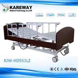 KAREWAY Home care lift electric bed 5 functions home nursing bed
