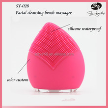 Beauty Tools New Products Silicon Facial Exfoliate Face Deep Pore Cleansing Brush