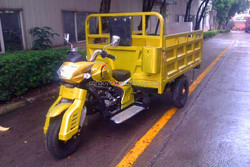 2015 NEW DESIGN Cargo use best sell 200CC Motorized Tricycle