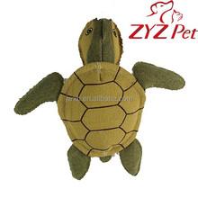 new products 2015 plush turtle tortoise shape dog pet toy