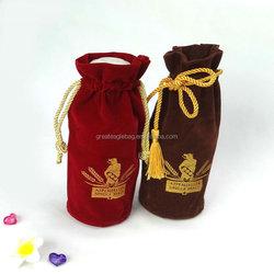 Fashion Design gift wine paper bag