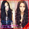 hot selling 180% Brazilian/Japan/Malasian Synthetic Hair Wig Body Wavy Lace Wigs & Lace Front Wigs For Black Women