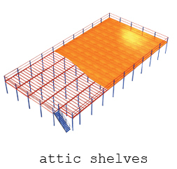 warehouse rack shelf shelves Sided cantilever rack (14)