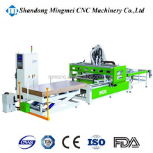Russia furniture drilling universal wood crafts cnc router cabinet making auto tool changing