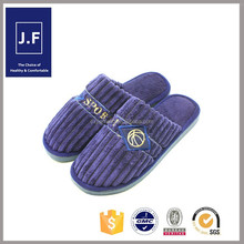 hot sale summer indoor outdoor men slipper shoes, quiet indoor slipper for men