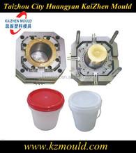 Excellent sealing plastic paint bucket mold supplier