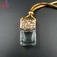 square aroma car perfume high quality