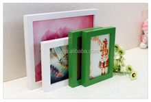 Low price promotional primitive country photo frame