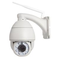ONVIF h264 hd 720p Wifi Wireless PTZ IR cut waterproof outdoor/indoor Mini speed Dome IP 3x Optical Zoom Camera