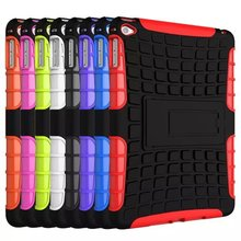 2 In 1 Shockproof Kickstand Robot Case For iPad Mini 4,for Ipad Mini 4 Robot Case