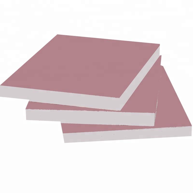 مدبب حافة 1200x1800 ملليمتر الوردي تكلفة بيع الفينيل الجبس دريوال