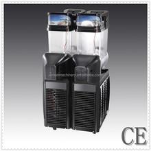 2 Tanks Home Slush Machine/Snow Making Machine with IC/CE Approval