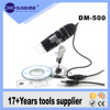 USB magnifying glass with led light DM-500