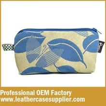 Travel canvas Wash Bag