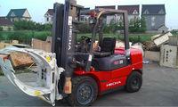 3.5 ton diesel forklift hot sale clamp forklift truck