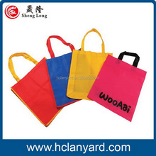 Cheapest unique recycle foldable non woven shopping bag