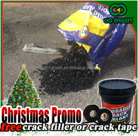 Christmas Promo cold mix asphalt / pothole repair cold asphalt / road repair asphalt