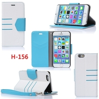 Alibaba Express New Arrival PU Leather Mobile Phone Case For Apple iphone 6 4.7inch