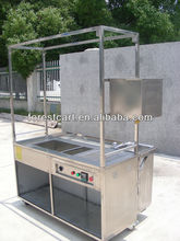 Mobile Food Carts for Sale, Stainless Steel