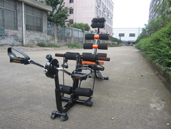 China wholesale custom Total Core Ab Machine Exercise Fitness