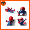 2015 New Promotional Soft TPR Suction Cup Hero Figurine Toys