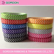 chevron print ribbon