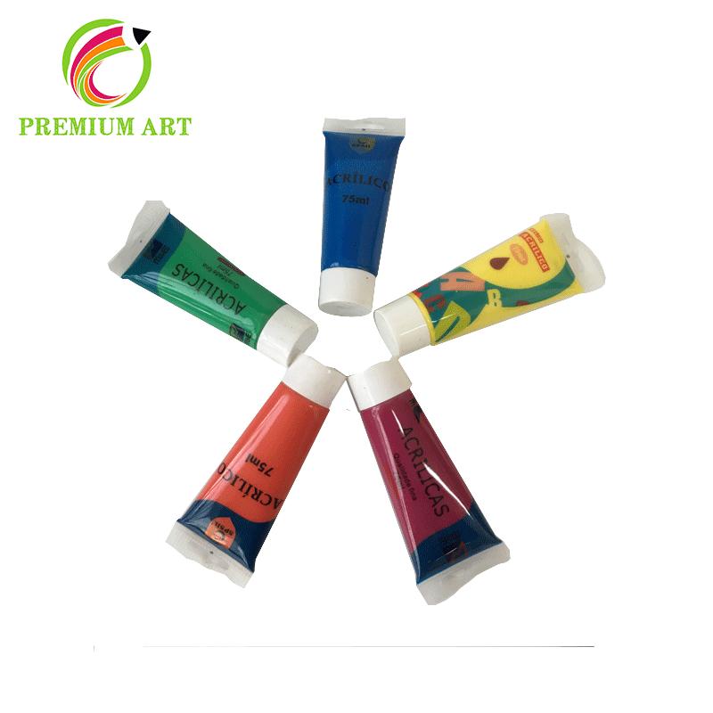 Superiore a Colori Disegno Vernice In Tubo di Acqua Set Acqua Colore Totale 36 Colori 5 ml/15 ml/21 ml