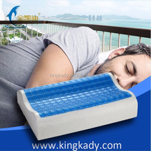2015 New Memory Foam Cold Gel Pillow keep cool for Summer