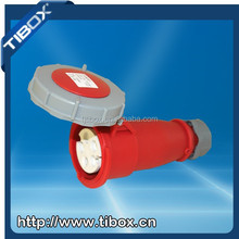 TIBOX High Quality 4Pin Secure Electrical Plug 32 Apms industrial socket